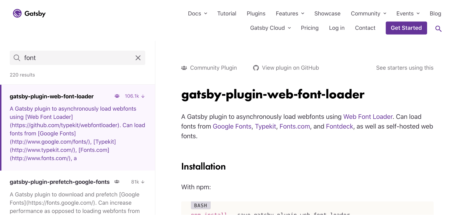 gatsby-plugin-webfonts-2